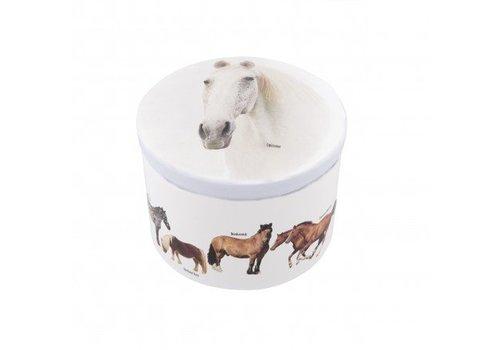 Gardiners Horses Tin vanilla 200g 12bl