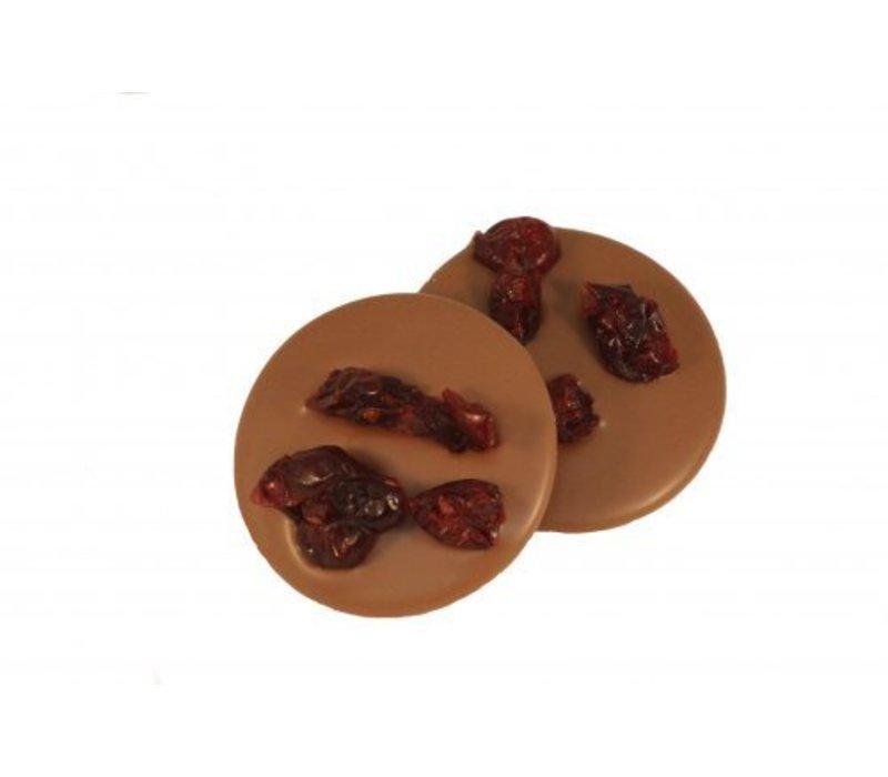 Cranberrie Melk Raspberry 12g 1,5kg