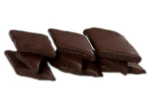 Spekken chocolade middel puur 40st