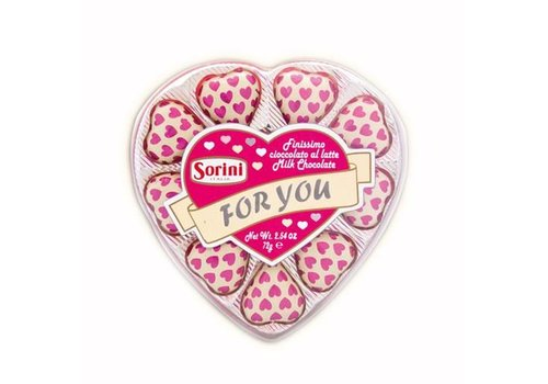 "Sorini Sorini Cuore Fuxia ""For You""  72g 8st"