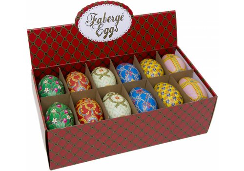 Faberge Heritage eggs ass 24st