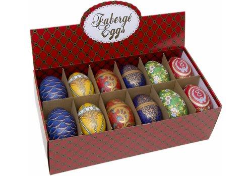 Faberge Regal eggs ass 24st