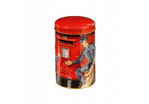 Churchill's Churchill's Post Box tin 200g Toffees 12bl
