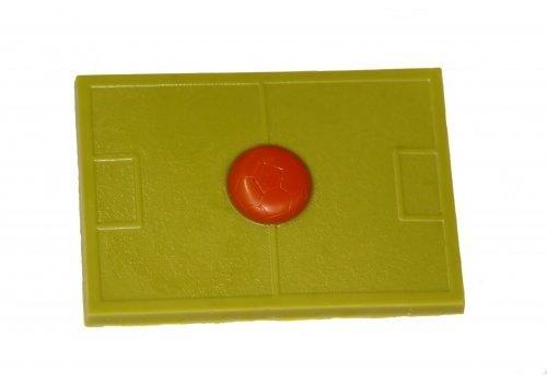 Voetbalveldjes groen-oranje  2,5kg