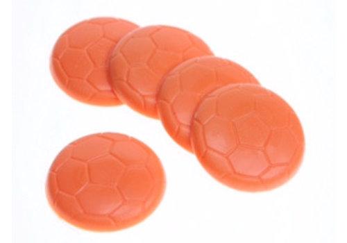 Voetballen oranje 8g 2,5kg