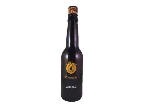 Anima Leonardo birra 6,7%  0,33cl 24fl.