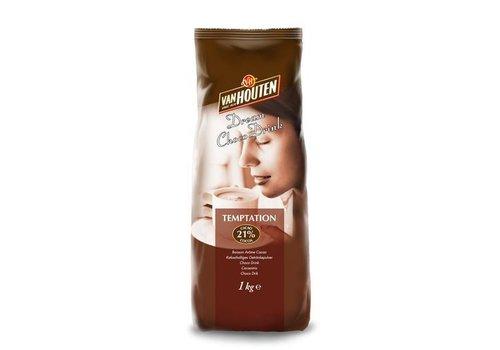 Van Houten Cacao van Houten 1kg