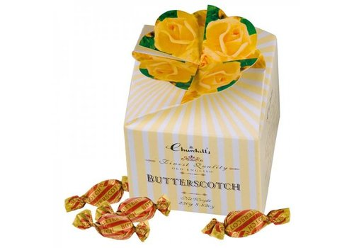 Churchill's Floral Bouquet yellow 250g butterscotch 12st