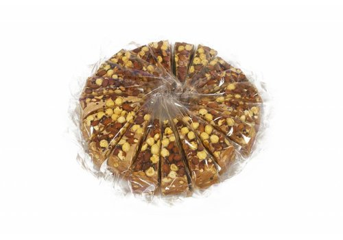 Carlier Carlier NT Chocolade verpakt 180g 20st