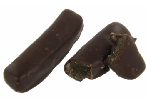 Gember Sticks chocolade puur 1kg