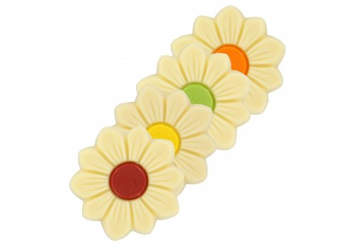 Bloemen gekl. wit 11g 2,11kg