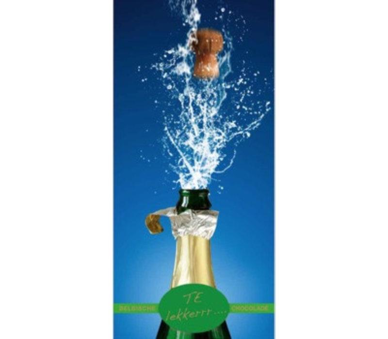 3D Reep Champagnefles 100g 5st
