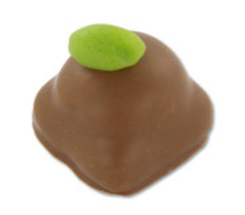 Bonbons Pirlo Pistache marsepein melk 1kg