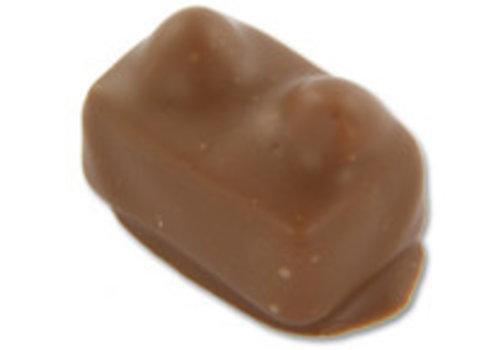 Bonbons Duo Noix Hazelnoot praline melk 1kg