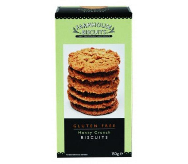 Honey Crunch biscuits 150g 12st