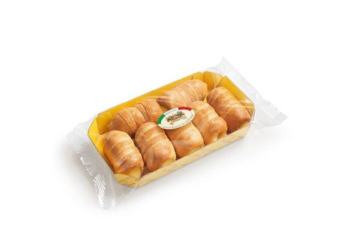 Bristot Cannoli crema pasticcera 180g 6st