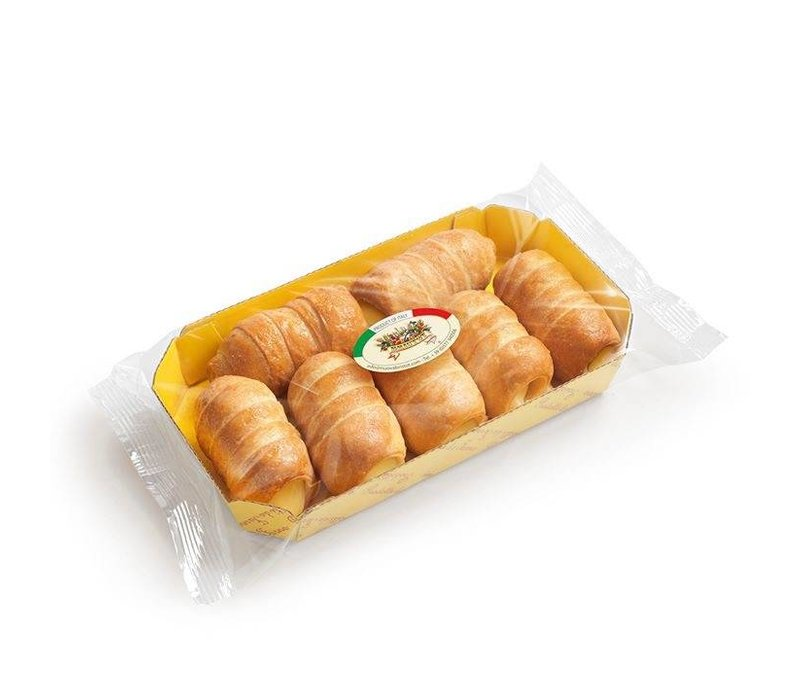 Bristot Cannolii crema pasticcera 180g 6st