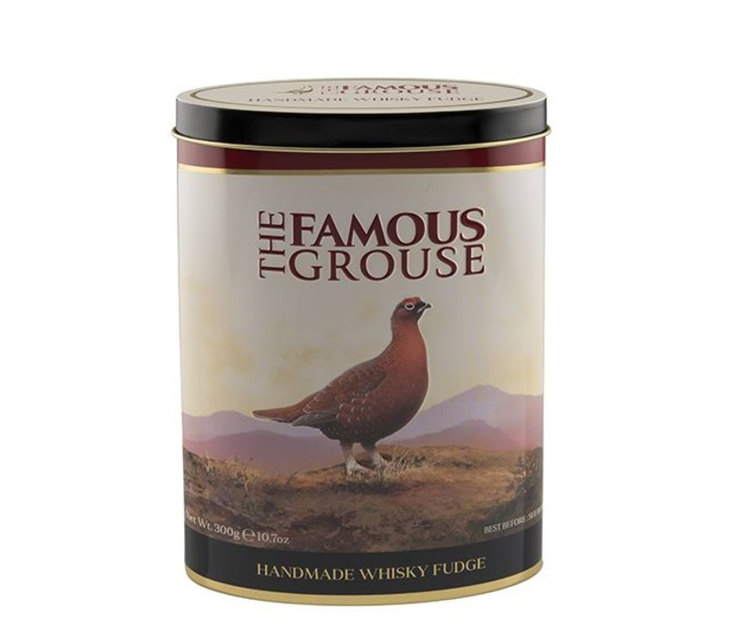 Famouse Grouse Fudge Tin 300g 12bl.