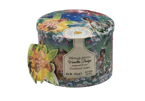 Gardiners Fairy tin fudge 200g 12st