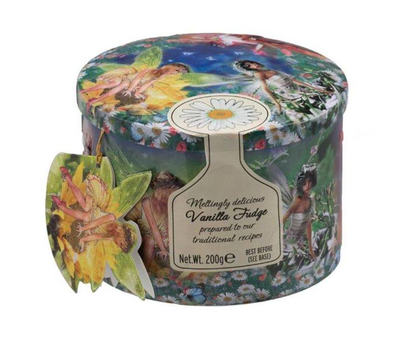Fairy tin fudge 200g 12st