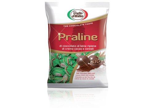 Voglia praline groen crema cacao cereali 160g 16st