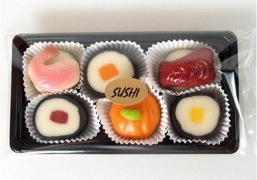 Marsepein Sushi 150g 12st