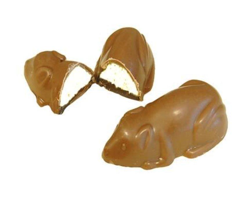 Muizen chocolade room melk 100st