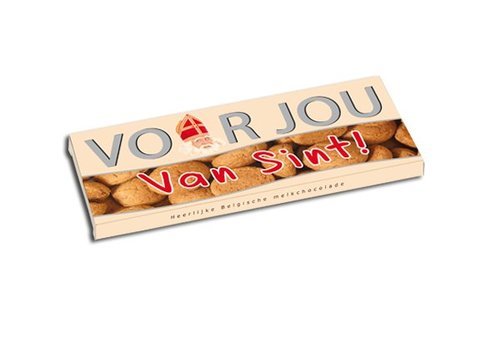 Voor Jou Van Sint wensreep 100g 10st