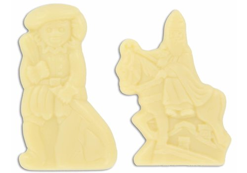 Sint & Piet mini wit 9g 2,5kg