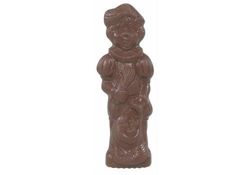 Lachende Piet melk 25cm 250g 8st