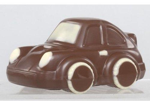 Sportauto Porsche melk deco 6cm 90g 12st