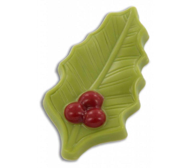 Hulstblaadjes groen  Krokant 7g 2,5kg