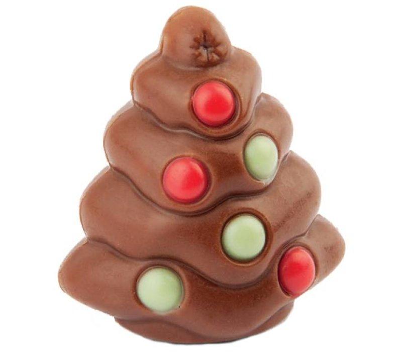 Kerstboom deco melk 13g 1,85kg