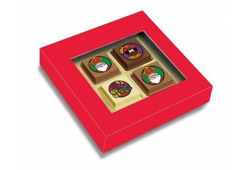 Premium Sint bonbons 4st 65g 48ds