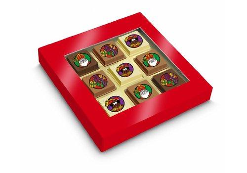 Premium Sint bonbons 9st 145g 24ds