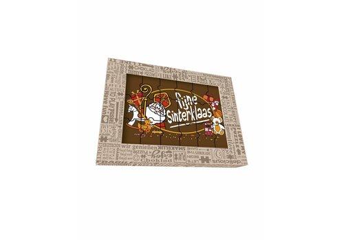 Sinterklaas puzzel 150g 12st