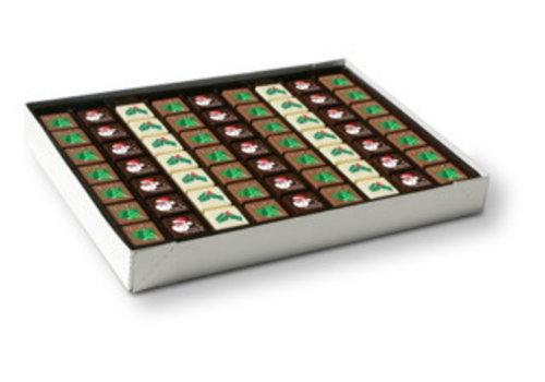 Premium Kerst bonbons 126st 1,95kg