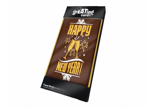 Greating Card Happy New Year 100g 15st