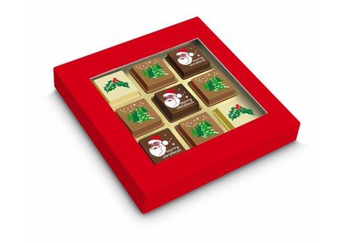 Premium Kerst bonbons 9st 145g 24ds