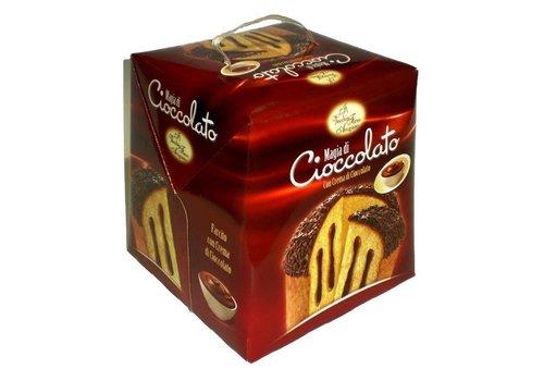 Vecchio Forno Panettone Chocolate cream 750g 6st