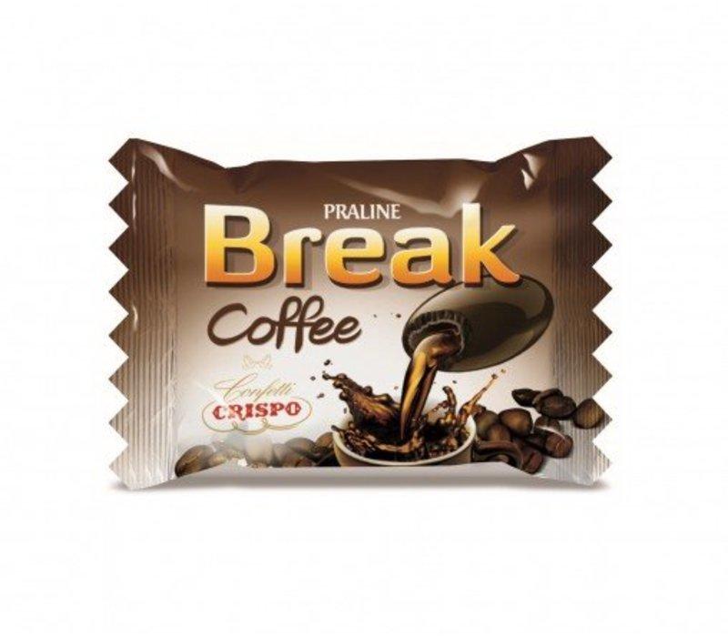 Crispo Bottiglia Break Caffe 150g 6st
