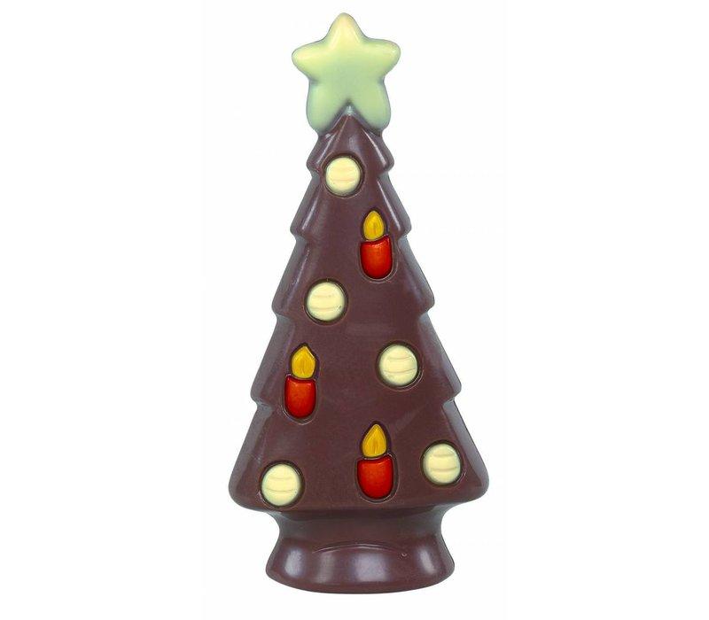 Kerst holfiguren deco ass 50g 18st