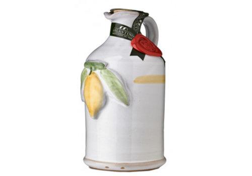 Olio Extra Vergine Limone orcio 250ml