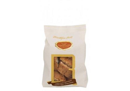 Biscottificio Belli Cantuccini Royal 25% echte amandelen 180g 12st