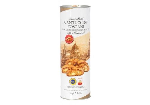 Biscottificio Belli Cantuccini Cilindro 250g 8st