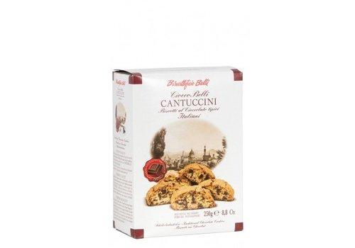 Biscottificio Belli Cioccobelli 250g doos 10st