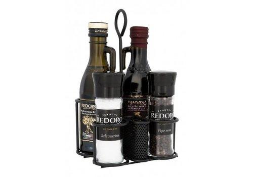 Redoro Redoro Olie-Azijn-Peper-Zout  houder