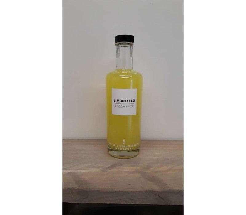 Likorette Limoncello 50cl 14,5% 6st