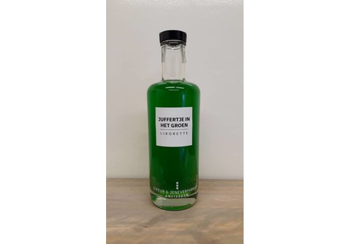 Likeurfabriek Amsterdam Likorette Juffertje in het Groen 50cl 14,5% 6st