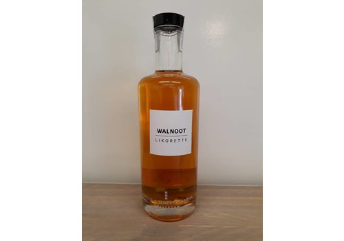 Likeurfabriek Amsterdam Likorette Walnoot 50cl 14,5% 6st